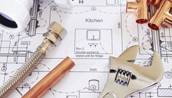 plumbing plan water pipe plans blueprint design house improvement
